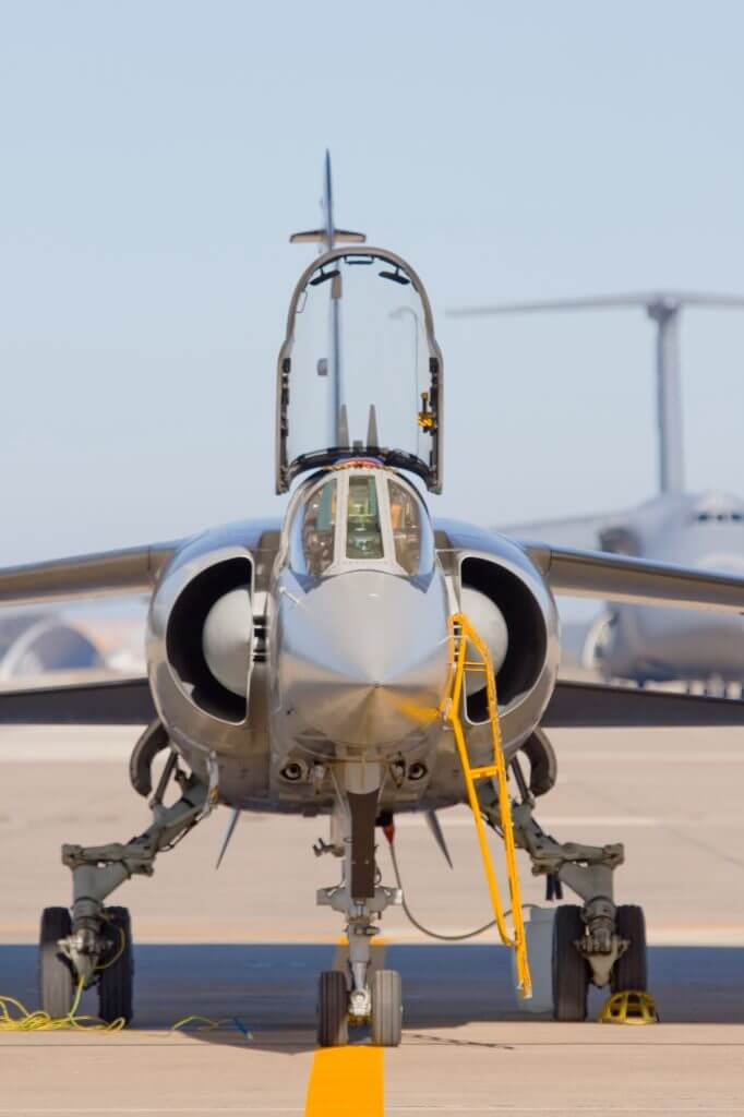 Military aircraft assigned to the combat and other warlike functions